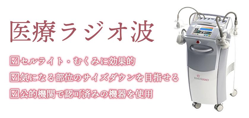 医療ラジオ波アイキャッチ